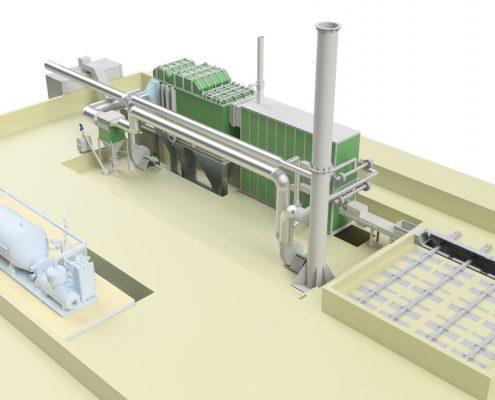 Caldaie a biomassa