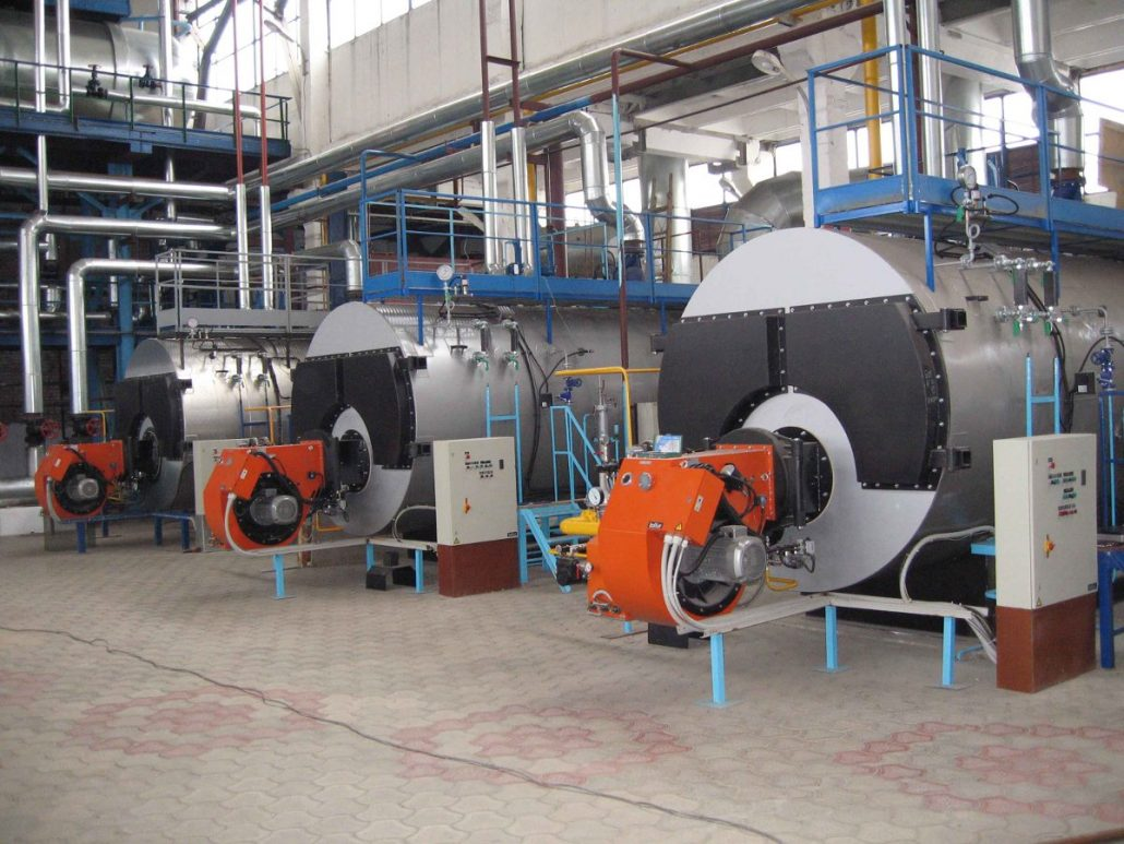 steam generators and boilers Feed water and boiler water of steam generatorsunder operating conditions, various substances diluted in water will cause corrosion and scaling i.