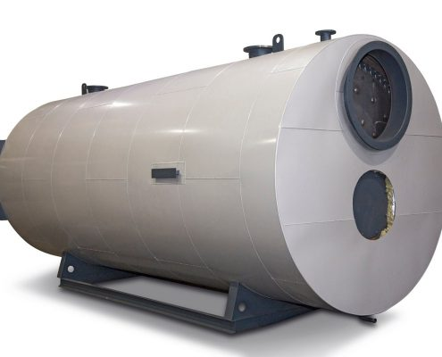Industrial Hot Water Boilers