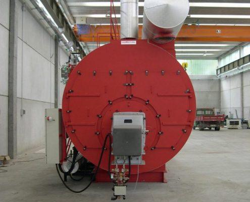 Промышленные парогенераторы - модель gpt - 2