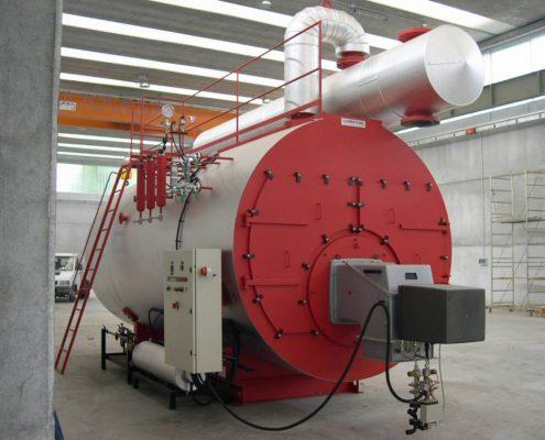 Промышленные парогенераторы - модель gpt - 3