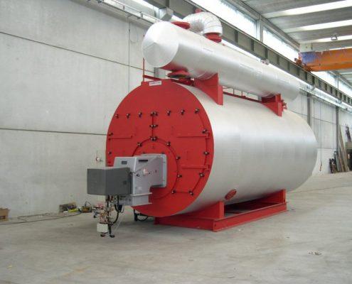 Промышленные парогенераторы - модель gpt - 4