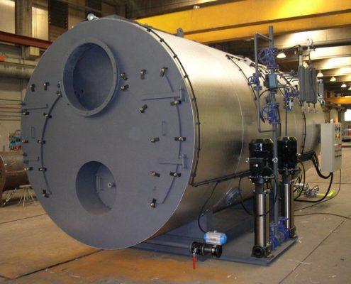 Промышленные парогенераторы - модель gpt - 5