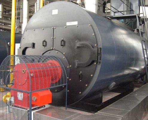 Промышленные парогенераторы - модель gpt - 7