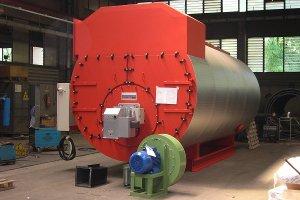 промышленные парогенераторы - производство парогенераторов промышленных Modello GPT