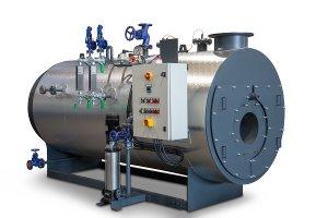 промышленный парогенератор высокого давления Modello NG/C