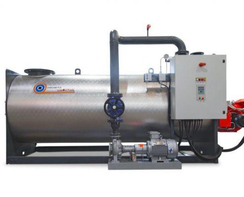 генераторы промышленное диатермическое масло - МОДЕЛЬ TH - 2