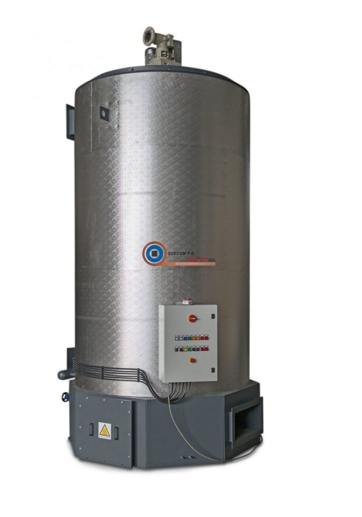 Heat Recovery Heater, Diathermic Thermal Oil, Steam Recovery Generator