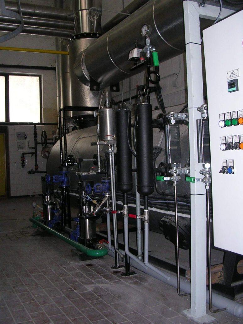 Heat Recovery Steam Generator Garioni Naval