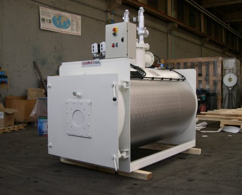 Low Pressure Steam Generators