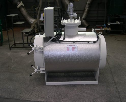Low Pressure Steam Generator GBP