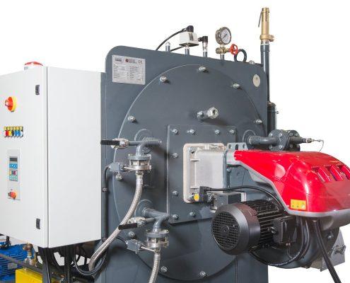Coil Steam Generator