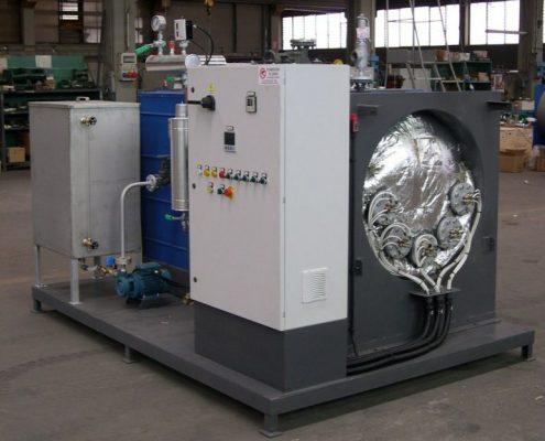 парогенератор промышленный электрический - МОДЕЛЬ GEV - 2