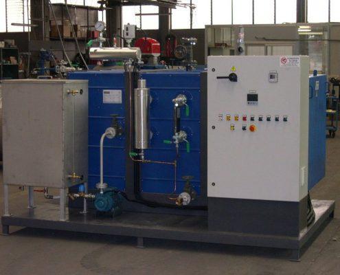 парогенератор промышленный электрический - МОДЕЛЬ GEV - 3