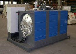 промышленные парогенераторы, производство парогенераторов промышленных Modello GEV