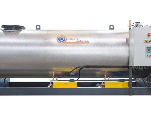 ПРОМЫШЛЕННЫЕ ПАРОГЕНЕРАТОРЫ - водотрубные парогенераторы - МОДЕЛЬ GMT И GMT/V - паровые котлы промышленные - 2