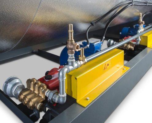 ПРОМЫШЛЕННЫЕ ПАРОГЕНЕРАТОРЫ - водотрубные парогенераторы - МОДЕЛЬ GMT И GMT/V - паровые котлы промышленные - 5