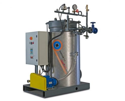 ПРОМЫШЛЕННЫЕ ПАРОГЕНЕРАТОРЫ - водотрубные парогенераторы - МОДЕЛЬ GMT И GMT/V - паровые котлы промышленные - 6