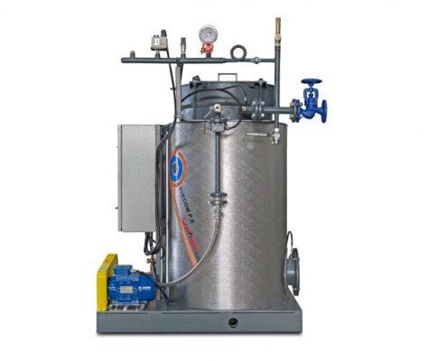 ПРОМЫШЛЕННЫЕ ПАРОГЕНЕРАТОРЫ - водотрубные парогенераторы - МОДЕЛЬ GMT И GMT/V - паровые котлы промышленные - 8