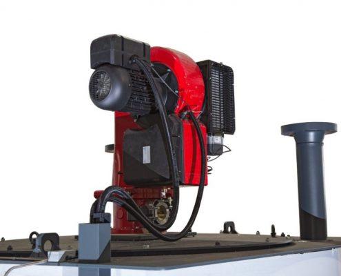 промышленный парогенератор высокого давления - МОДЕЛЬ GMT/HP - 1