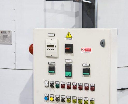 промышленный парогенератор высокого давления - МОДЕЛЬ GMT/HP - 2