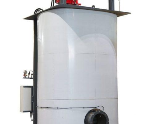 промышленный парогенератор высокого давления - МОДЕЛЬ GMT/HP - 3