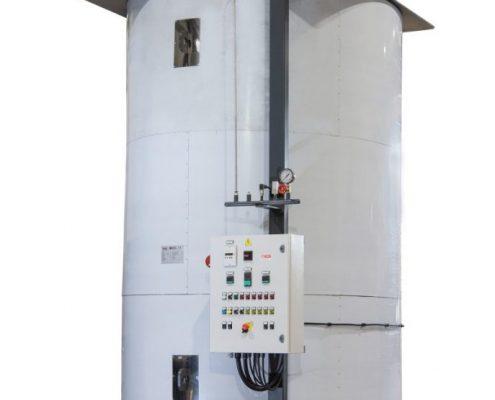 промышленный парогенератор высокого давления - МОДЕЛЬ GMT/HP - 4