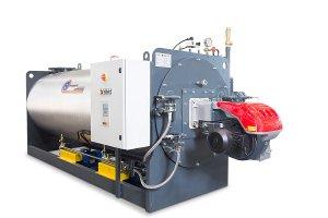 generatori di vapore industriale modello GMT