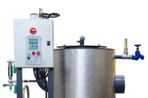 промышленные парогенераторы - производство парогенераторов промышленных Modello VPR