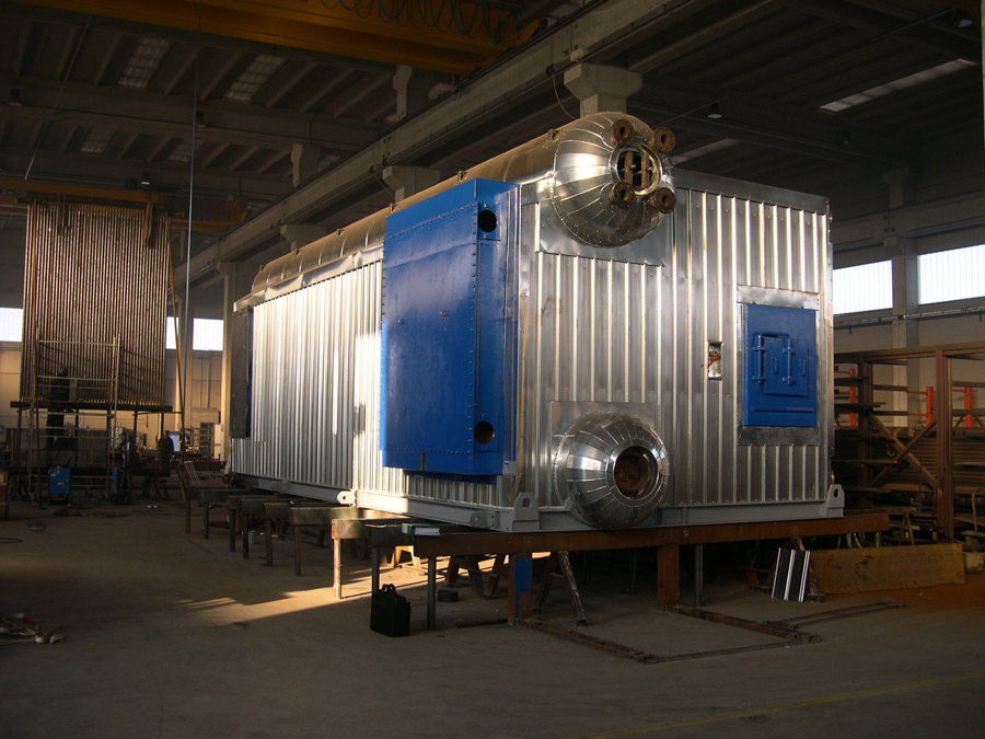 Water Tube Steam Boiler Manufacturers And Suppliers