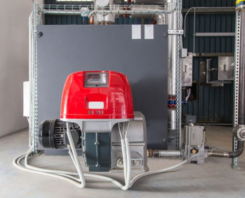 Boiler for Hot Water