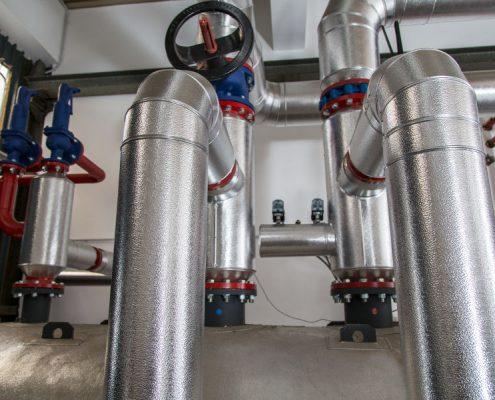 Steel Boiler Heater
