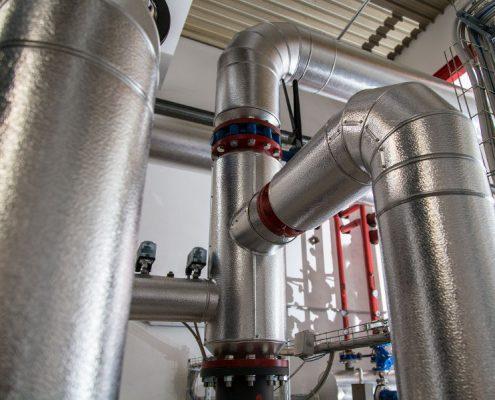 Immagine 6 centrale termica EBARA