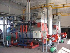 промышленные системы отопления - ГЕНЕРАТОРЫ ПАРА
