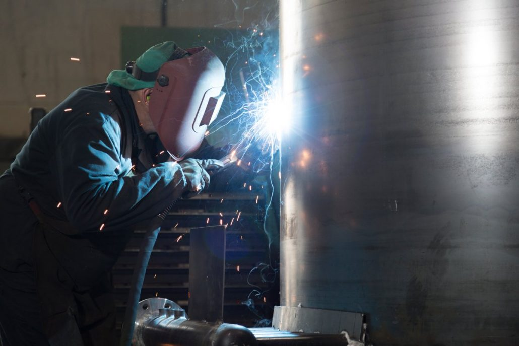 ремонт промышленных котлов